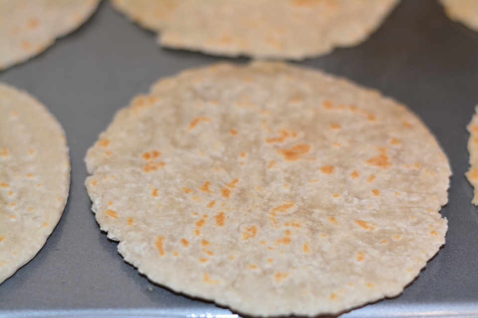 gf and me's potato flour tortillas