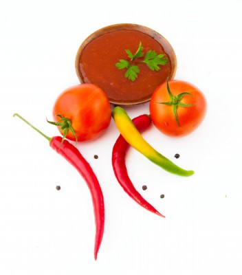 tomato & pepper