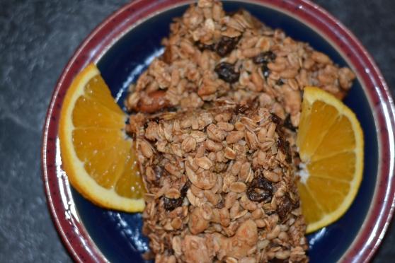 gluten free oatmeal bars
